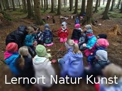 Lernort Natur und Kunst